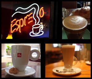 Coffee Espresso Montage