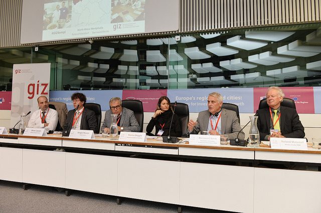 Image credit: Flickr Open Days - European Week of Cities and Regions