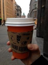 Coffee Inn Takeaway Riga