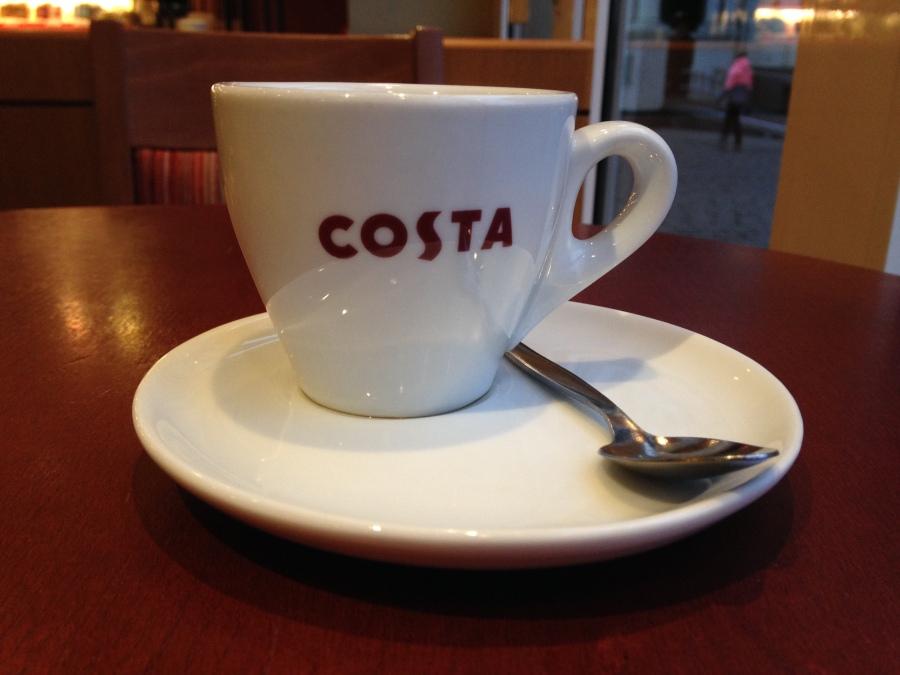 Costa Coffee Riga 2