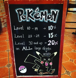 PokemonGo discount