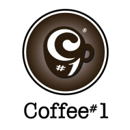 Coffee #1 (redrawn logo)