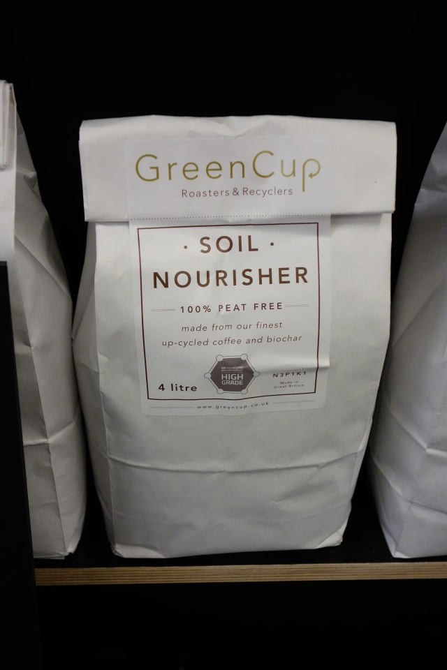 GreenCup Coffee Recyclers London Coffee Festival