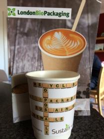 LondonBioPackaging London Coffee Festival