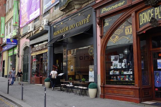 Armazem do caffe Porto Portugal