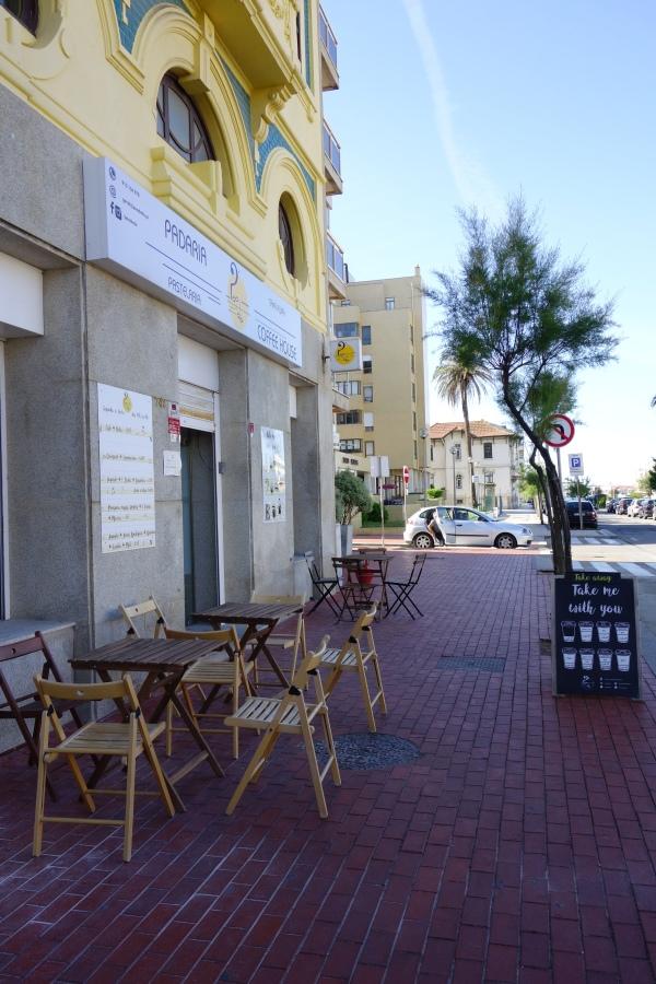 Pao de do Espinho portugal coffee shop specialty coffee