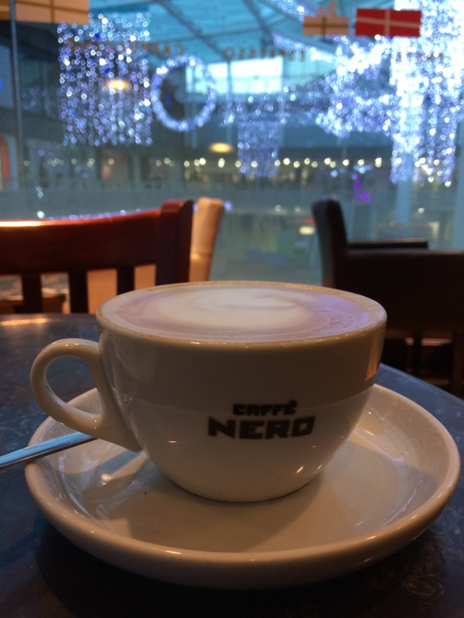 Caffe Nero Coventry Coffee Shop