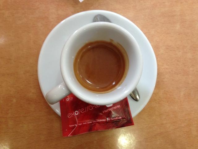 Espresso in Portugal