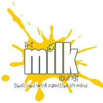milk lounge logo