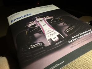 Innovate Magazine Cover Coventry University