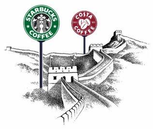 Coffee Wars China