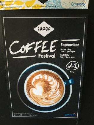 Fargo Coffee Festival Coventry