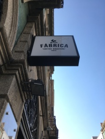 Fabrica Coffee Roasters Porto Portugal