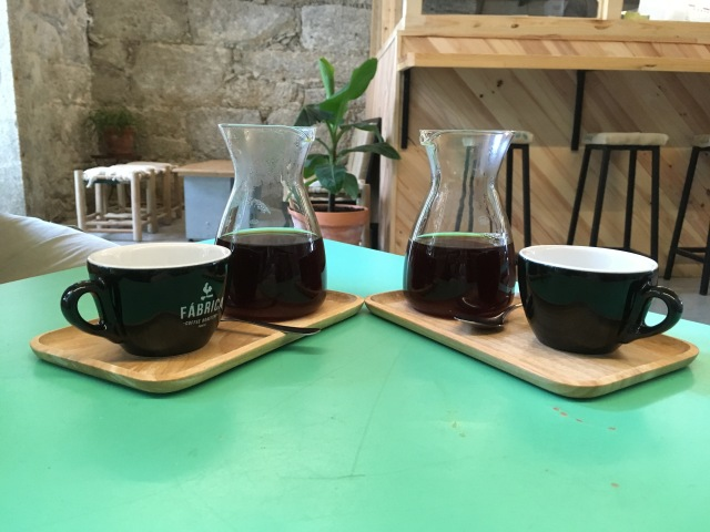 Fabrica Coffee Roasters Porto