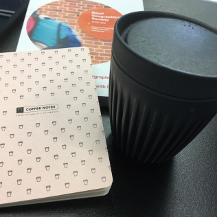 Huskee Cup and Coffee Notes