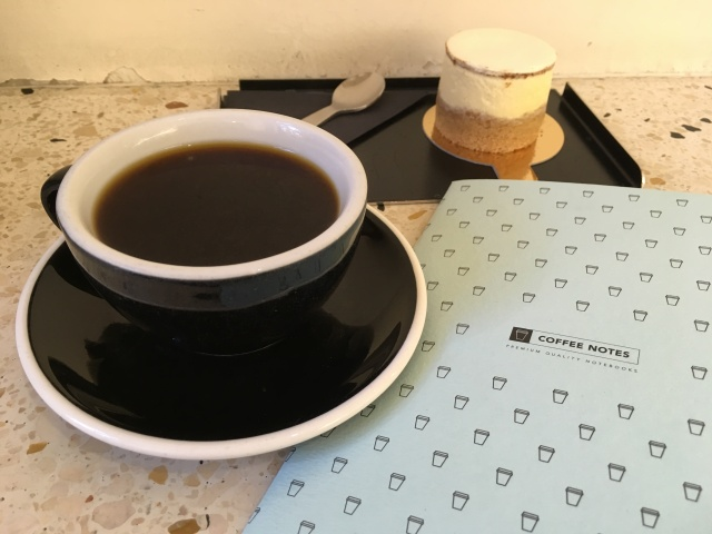 Five elephant Berlin Coffee and Cheesecake