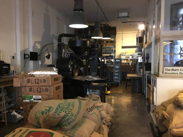 The Barn Berlin Roastery