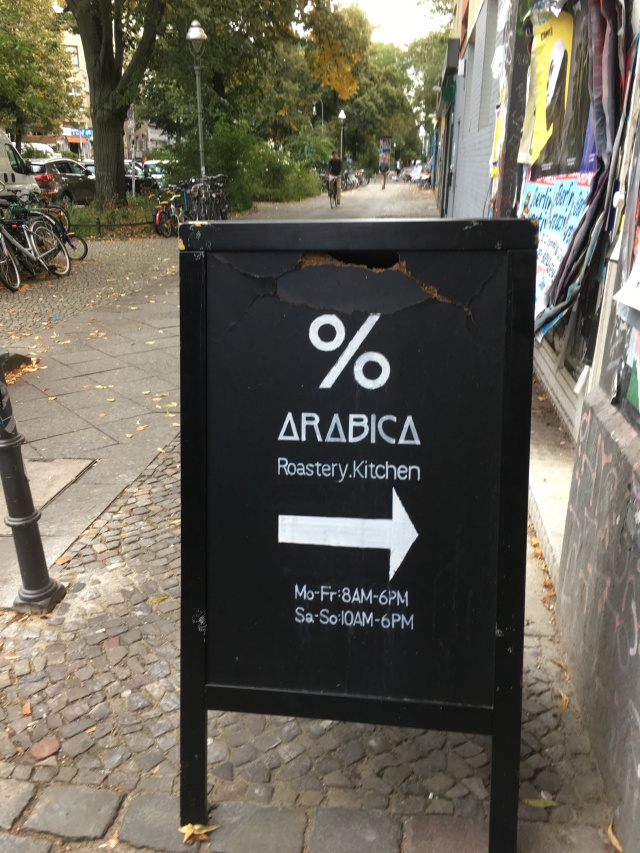 Arabica Berlin Coffee