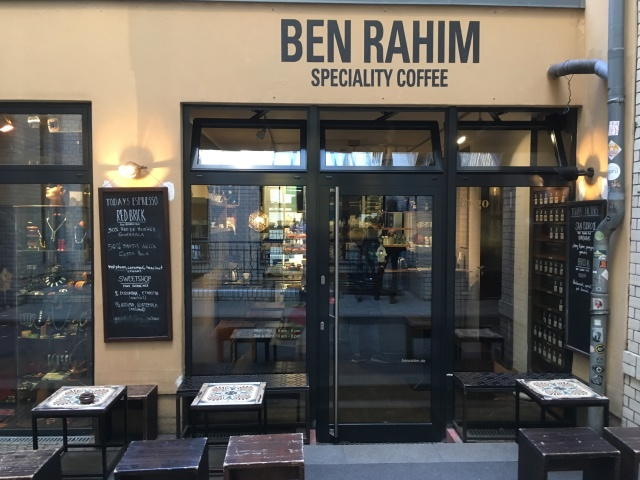 Ben Rahim Specialty Coffee Berlin