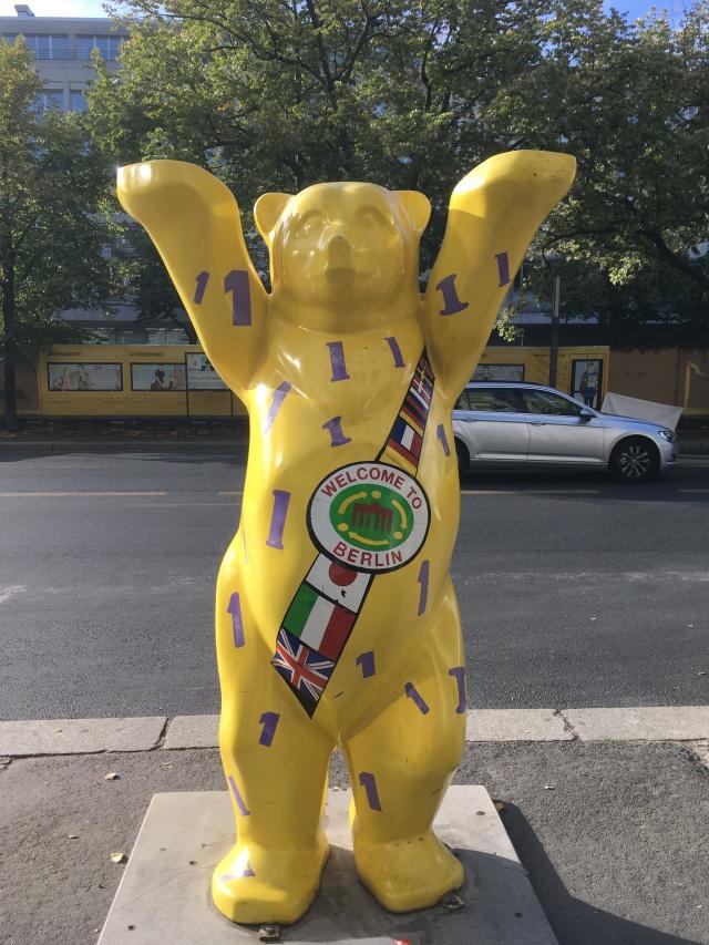 Welcome to Berlin Bear