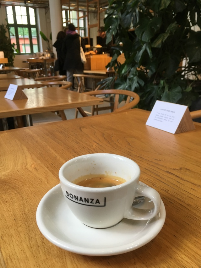 Bonanza Coffee Berlin Roastery