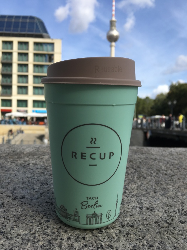 recup Berlin coffee